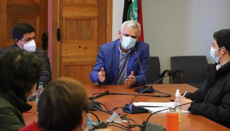 Gobernador Regional visita 20 comunas en sus dos primeras semanas de gestión