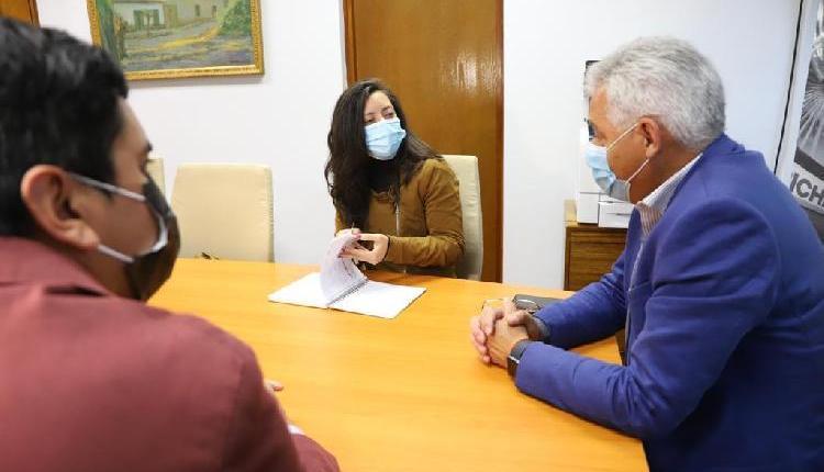 Gobernador Pablo Silva Amaya destacó trabajo de Constituyentes en la región