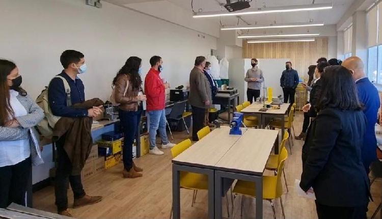 Gobierno Regional realiza jornada de trabajo con Municipios de Cachapoal sobre programas de apoyo a emprendedores